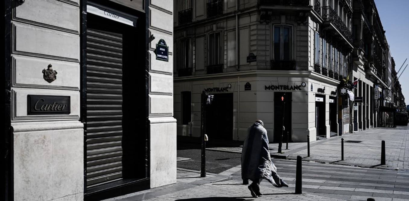 Face à un commerce à l'arrêt, les marques endossent un rôle plus politique et social