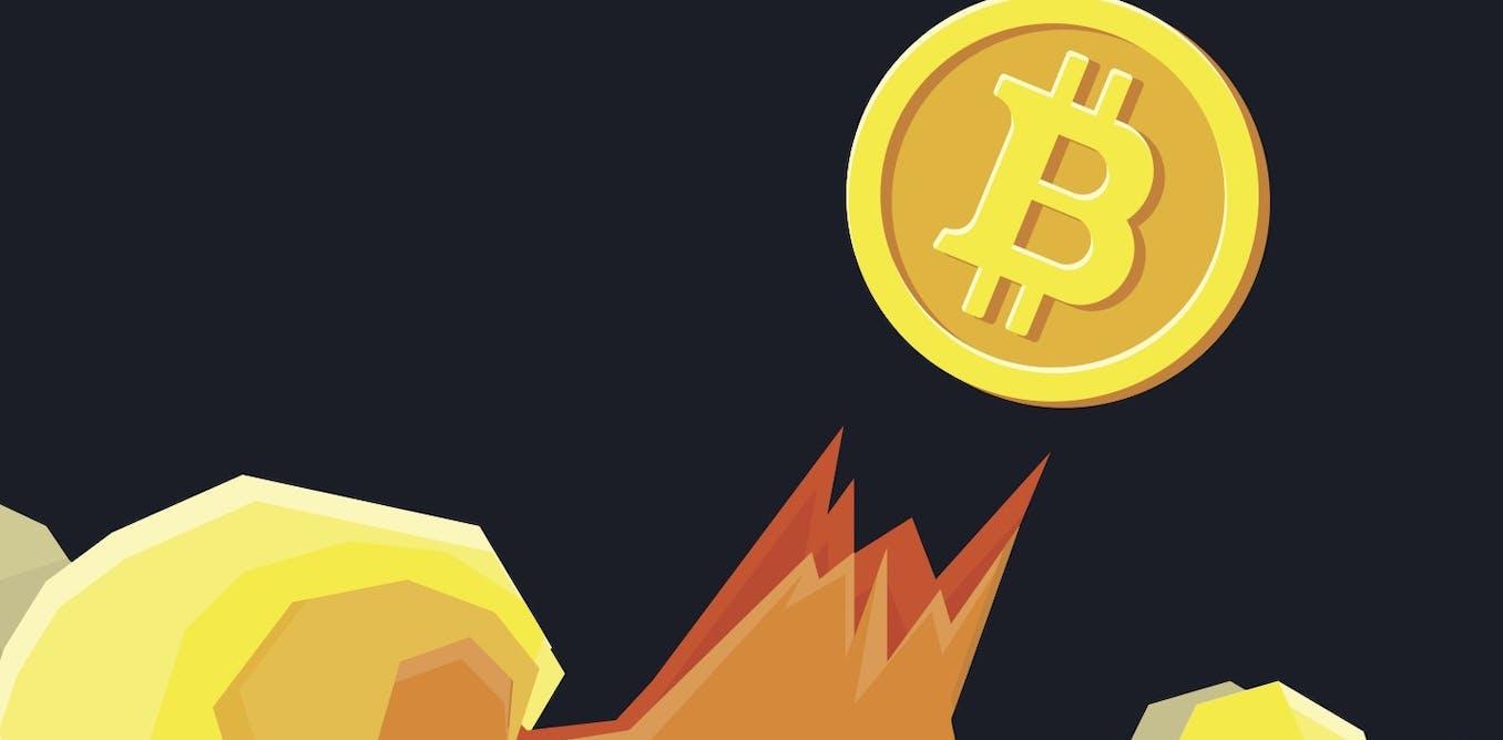 While coronavirus rages, bitcoin has made a leap towards the mainstream