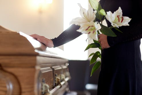 Coronavirus is changing funerals and how we deal with the dead