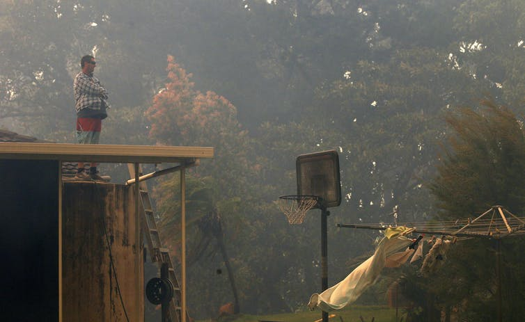 If you're worried about bushfires but want to keep your leafy garden, follow these tips
