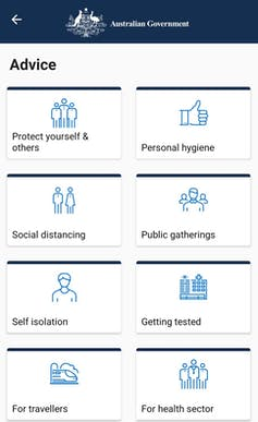 The government's coronavirus mobile app is a solid effort, but it could do even more