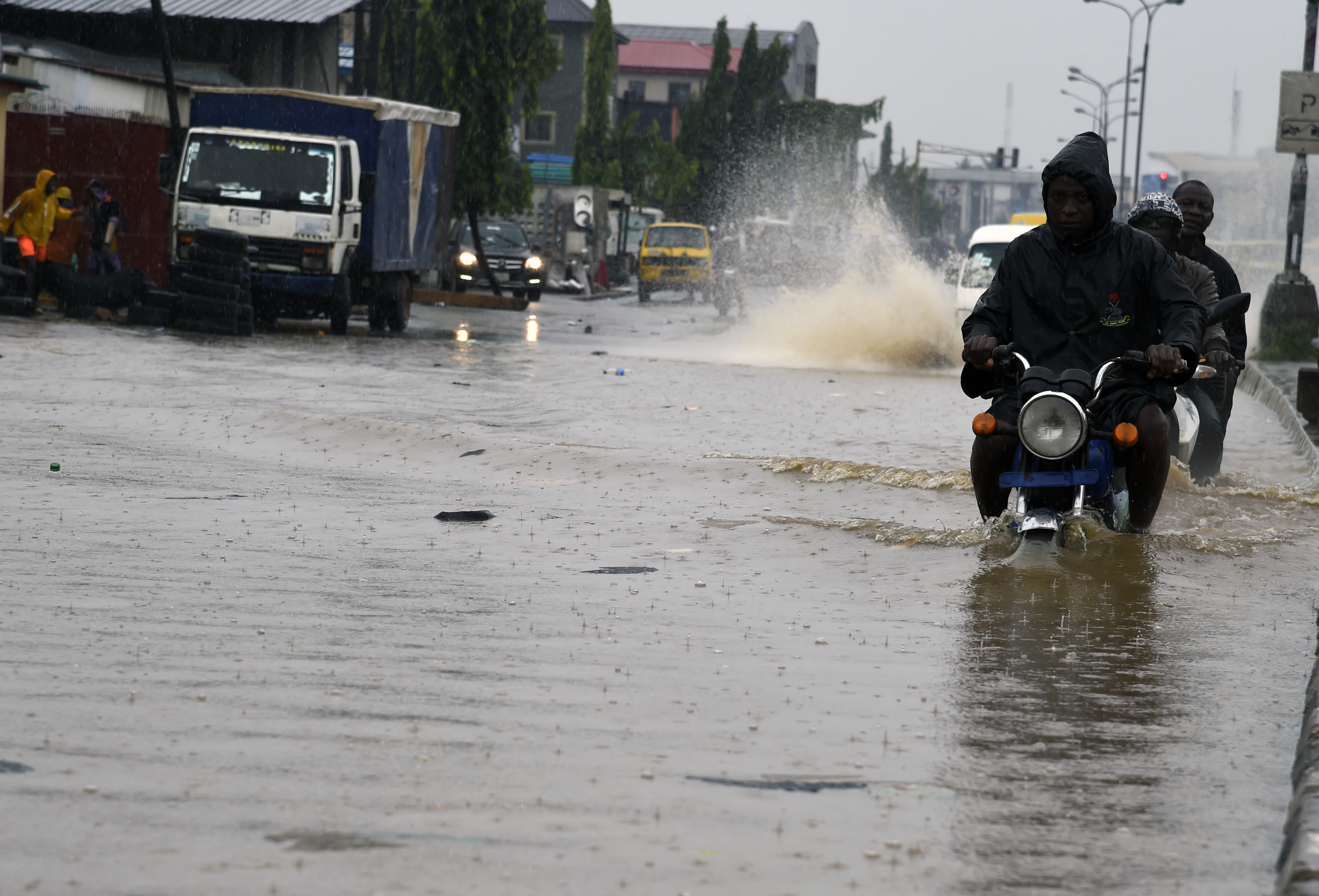 Lagos Is Getting Less Rain, but More Heavy Storms. What It Can Do to Prepare