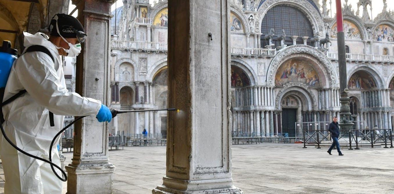 Venise au pic de la crise : comment sortir de l'ultra-dépendance au tourisme ?