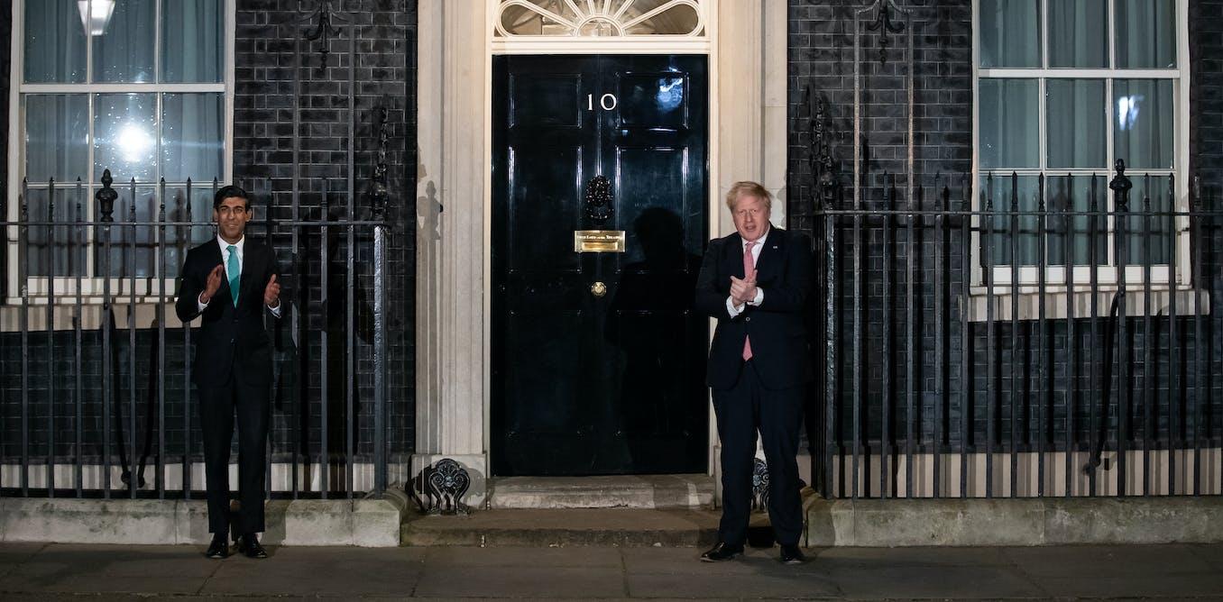 Rishi Sunak: can the UK's bright young chancellor change British politics?