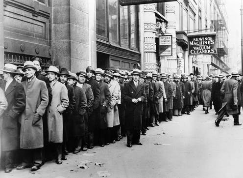 How high will unemployment go? During the Great Depression, 1 in 4 Americans were out of work