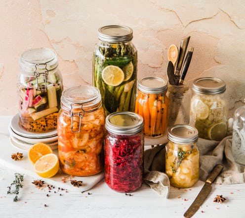 Great time to try: pickling