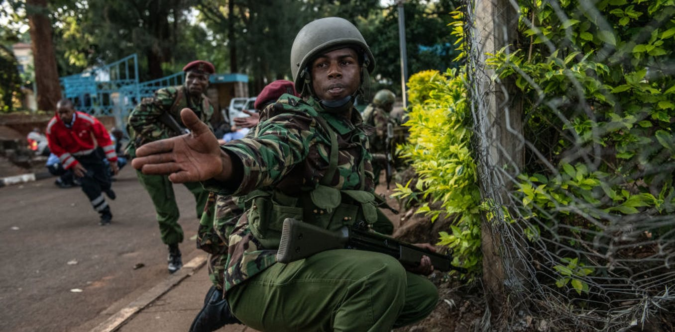 How crime is closely linked to Al-Shabaab's survival strategy
