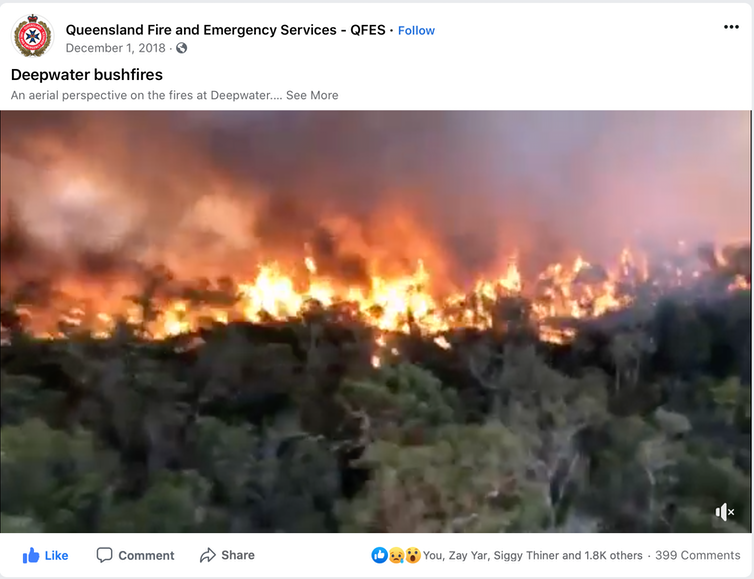 Disasters expose gaps in emergency services' social media use