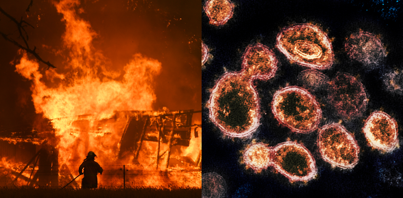 From the bushfires to coronavirus, our old 'normal' is gone forever. So what's next?