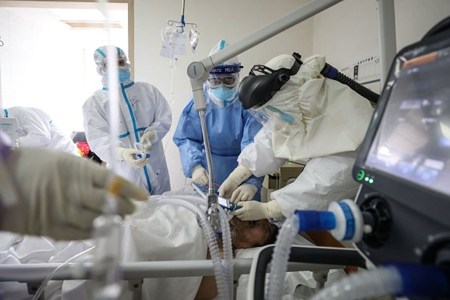 Tough choices about who gets ICU access: the ethical principles ...