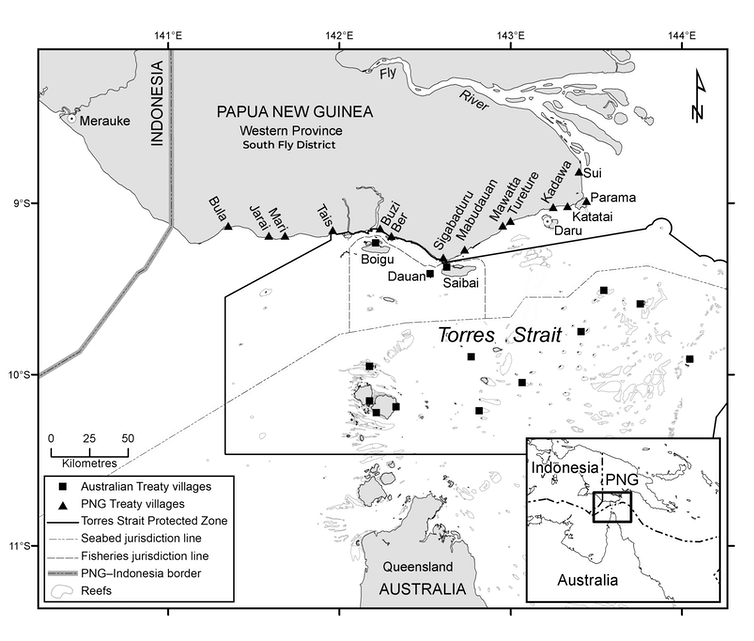 Destitution on Australia's hardening border with PNG – and the need for a better aid strategy