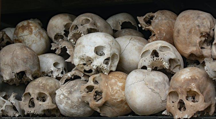 Genocidios: cuando la maldad humana se institucionaliza