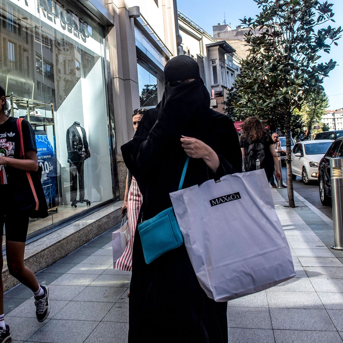 Muslim Women Who Cover Their Faces Find Greater Acceptance Among