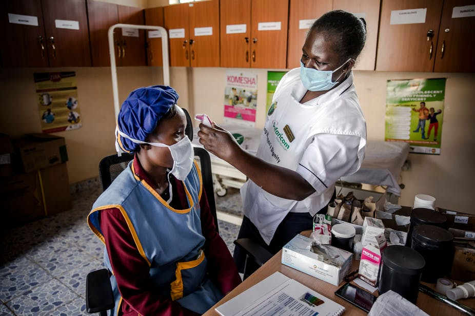 Africa's Health Systems Should Use AI Technology in Their Fight Against COVID-19