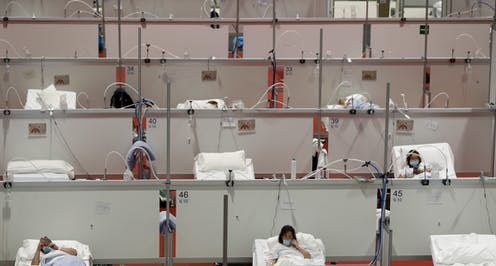Hospital Beds And Coronavirus Test Centres Are Needed Fast Here S An Australian Designed Solution