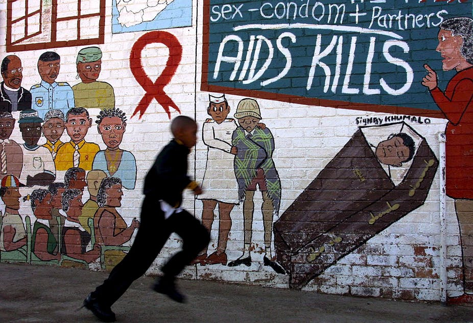 Busting Coronavirus Myths Will Take More Than Science: Lessons from an AIDS Study