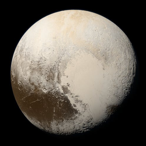 Curious Kids: Is Pluto a planet or not?