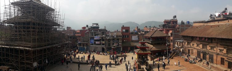 Five years on from the earthquake in Bhaktapur, Nepal, heritage-led recovery is uniting community