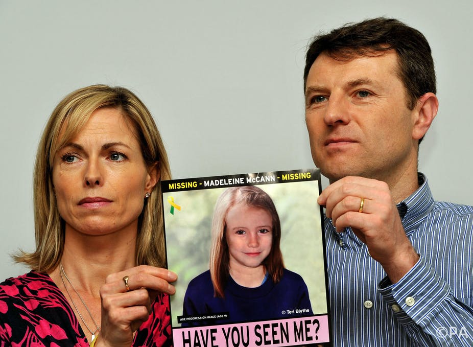 Innuendo becomes currency of news in Madeleine McCann case