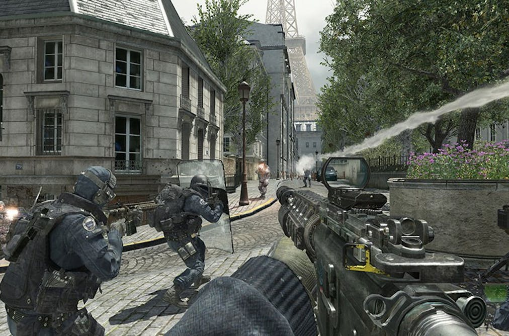 call duty essays The classic, snappy call of duty gunplay remains unchanged and, honestly, if it ain't broke, don't fix it the purchasable weapons feel unique, with weighty sound effects and satisfying feedback.