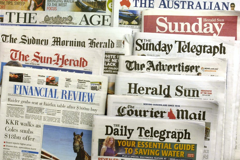 Newspapers are dying, but long live the news