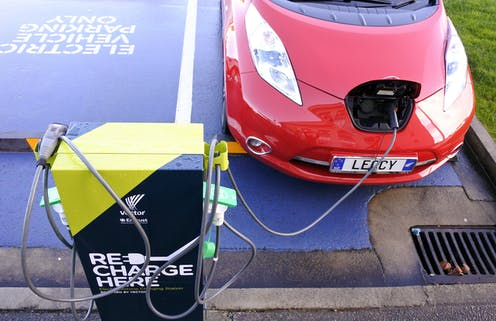 why switching to electric transport makes sense even if electricity is not fully renewable