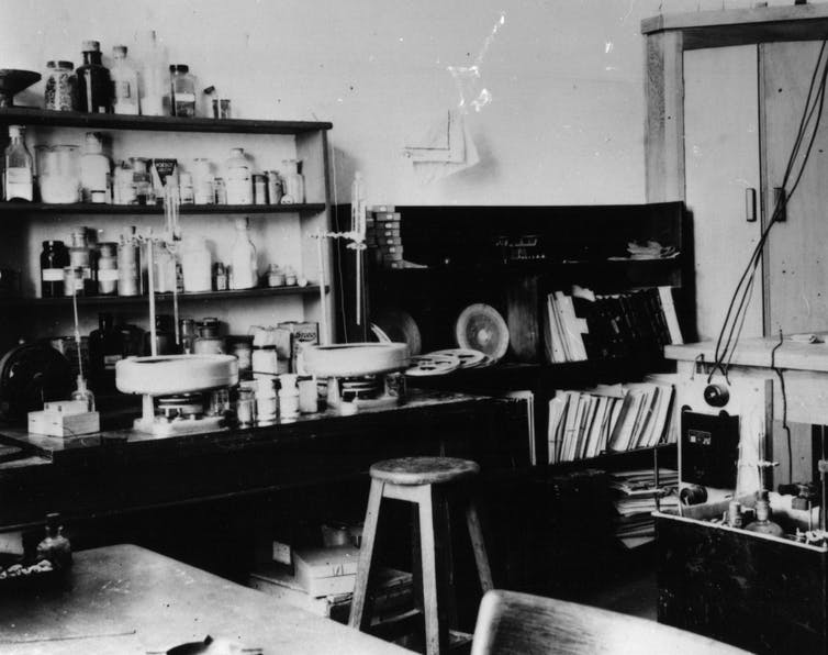 how WWI and WWII spurred scientific innovation in Australia