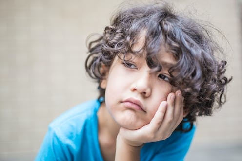 Parents, you don't always need to entertain your kids – boredom is good for  them