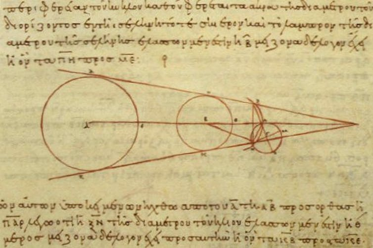 ancient astronomical calculations