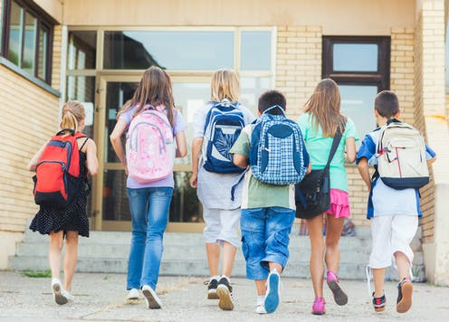 5 reasons it's safe for kids to go back to school