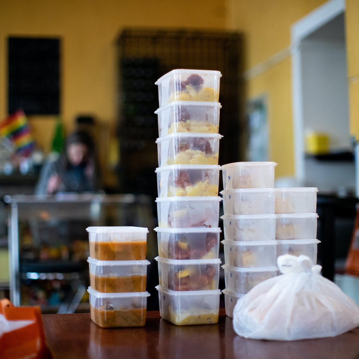 Using Lots Of Plastic Packaging During The Coronavirus Crisis You