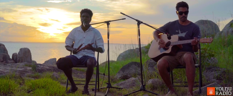 Together we rise: East Arnhem Land artists respond to COVID-19 with the gift of music