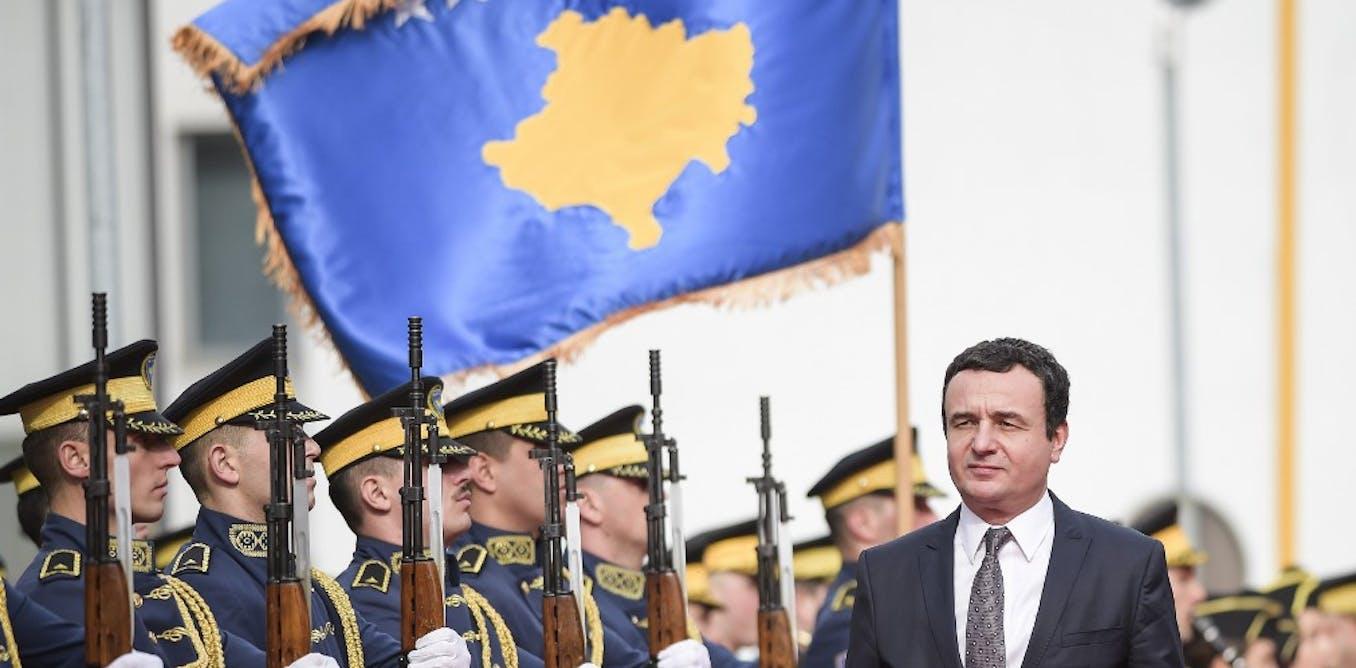 Au Kosovo, déflagration politique sur fond de Covid-19