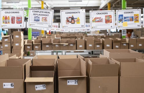 More Than Food Banks Are Needed To Feed The Hungry During The Coronavirus Pandemic