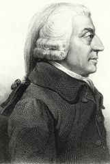 Portrait d'Adam Smith de 1787. Wikimedia