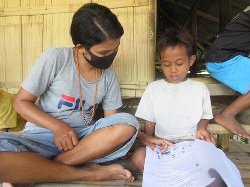 Riset Dampak Covid 19 Potret Gap Akses Online Belajar Dari Rumah Dari 4 Provinsi