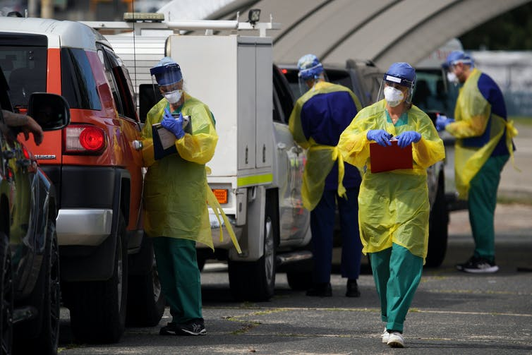 The coronavirus risk Australia is not talking about: testing our unlawful migrant workers