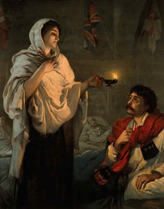 Which Florence Nightingale will we remember today? The 'Lady with the Lamp' or the influential writer and activist?
