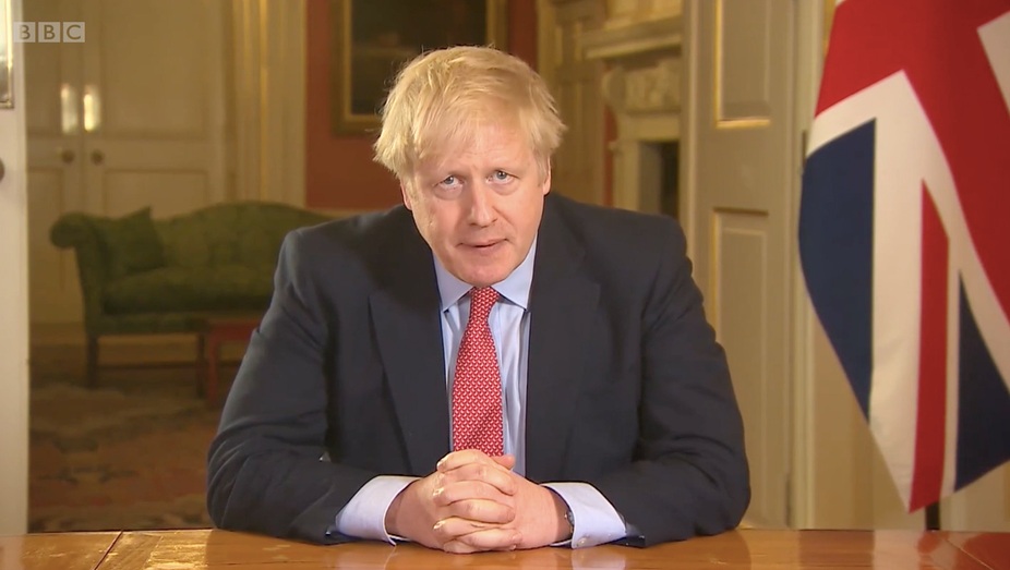 UK: Boris Johnson admits UK was unprepared for pandemic