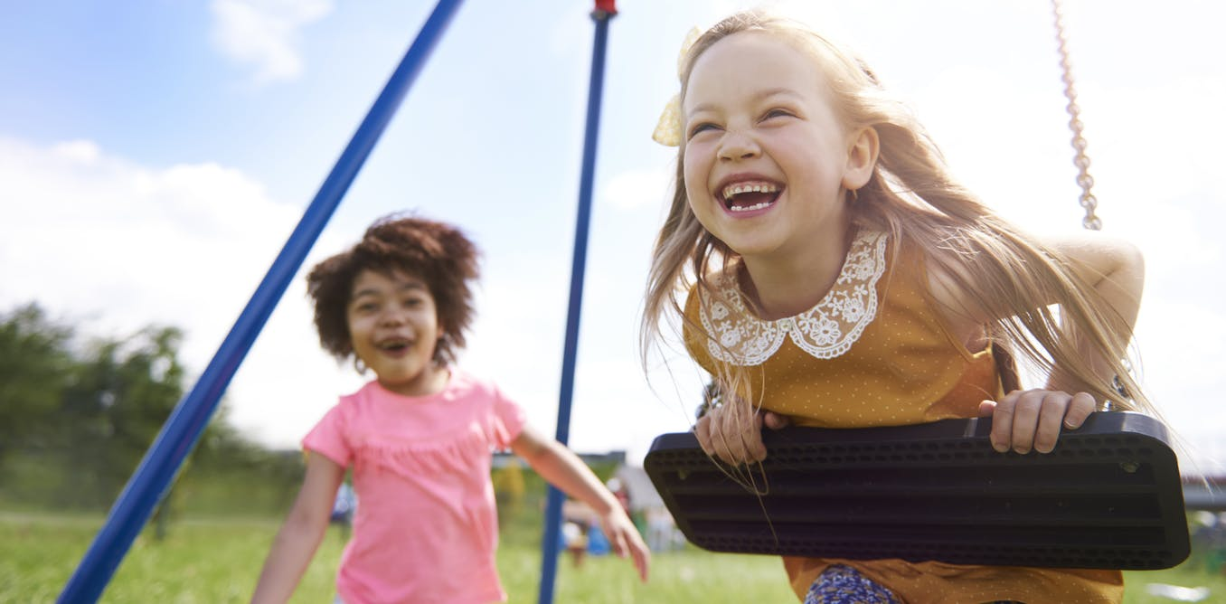 Why children need to play with their friends as soon as they can