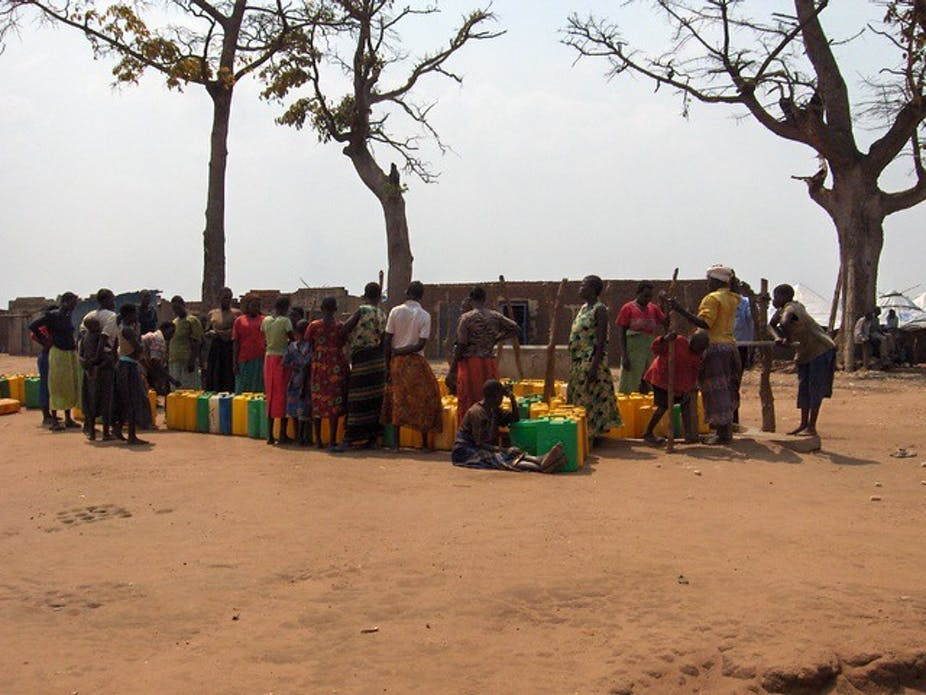 How Water Scarcity Adds to Women's Burden in Northern Ghana