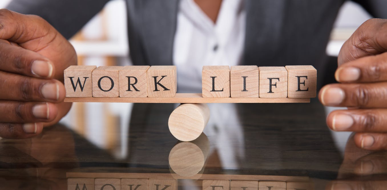Forget work-life balance – its all about integration in the age of COVID-19