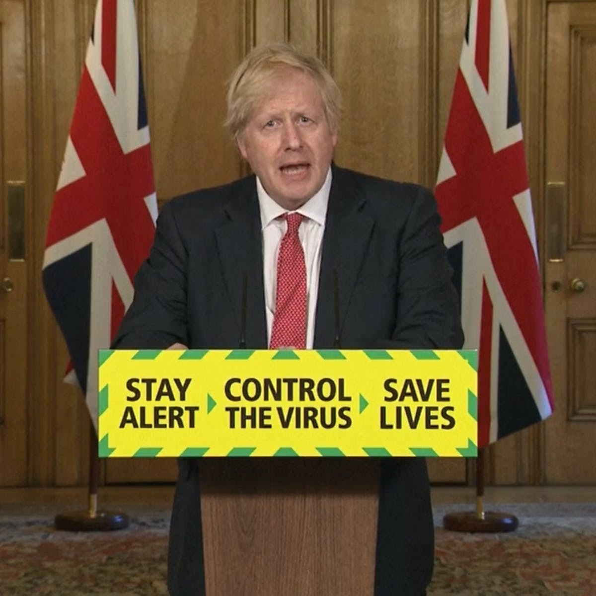 Feeling alert? Where the UK government's new coronavirus campaign went wrong