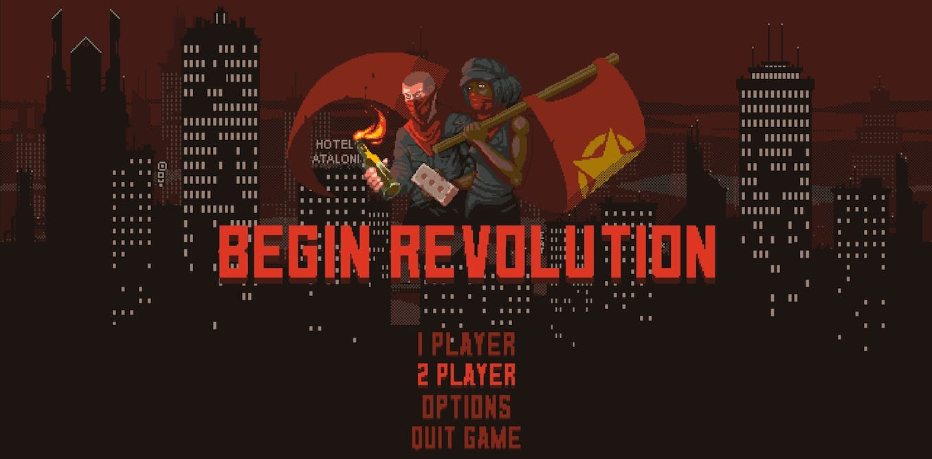 Tonight we riot? What Nintendos revolutionary video game misses about worker liberation