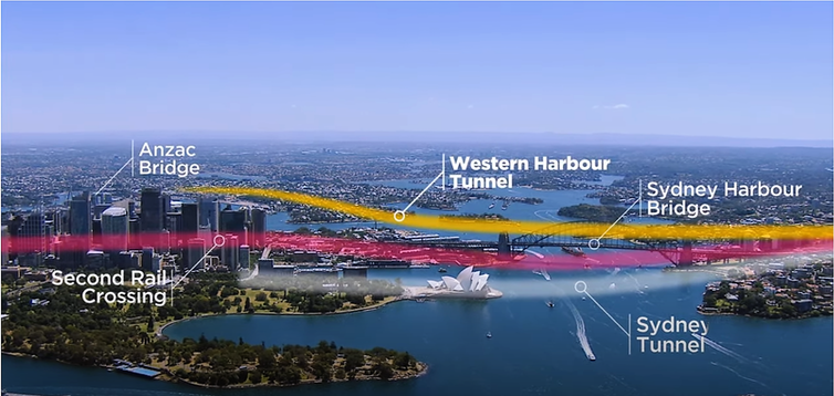 Is another huge and costly road project really Sydney's best option right now?