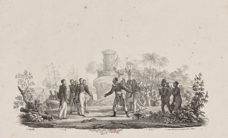 When France Extorted Haiti – the Greatest Heist in History ...