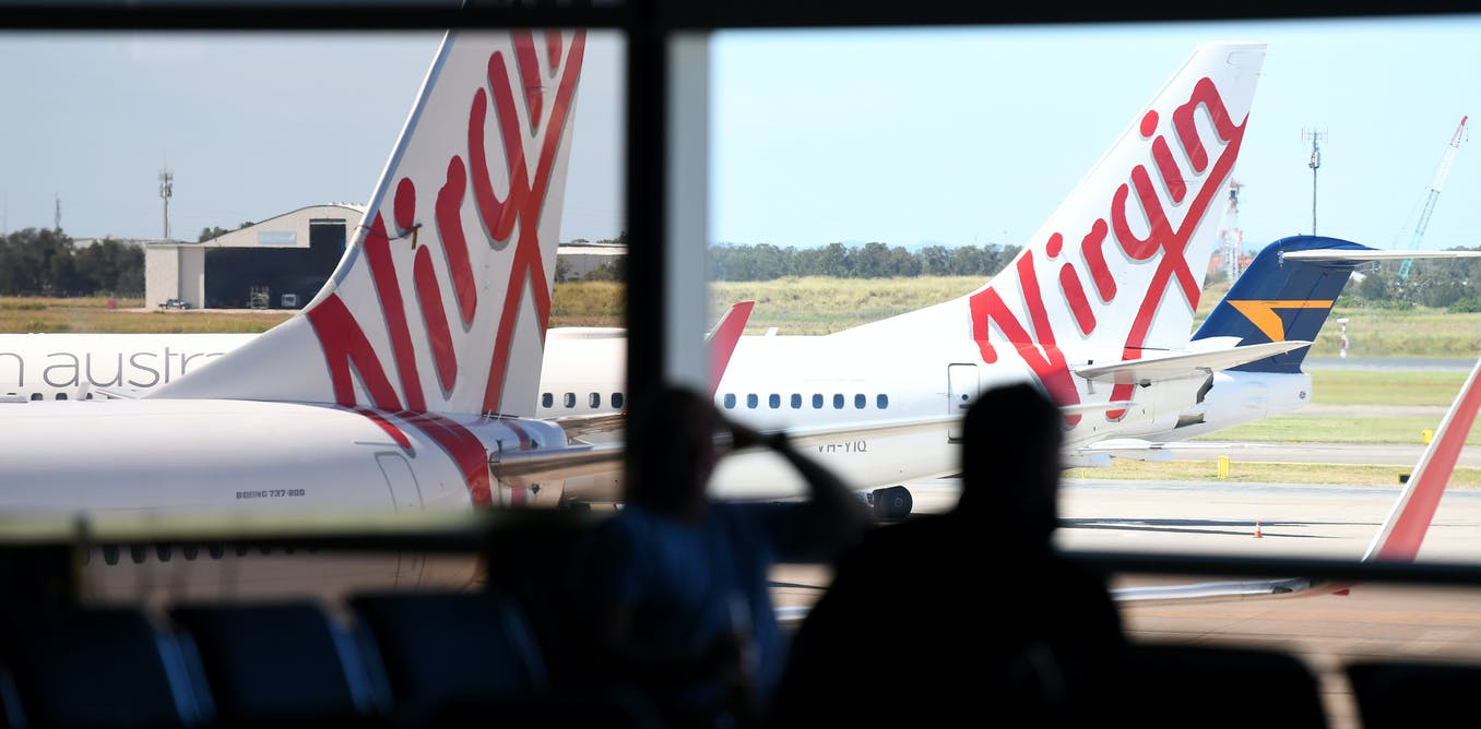 How to survive a crisis: what Virgin Australia staff can learn from ex-Ansett workers