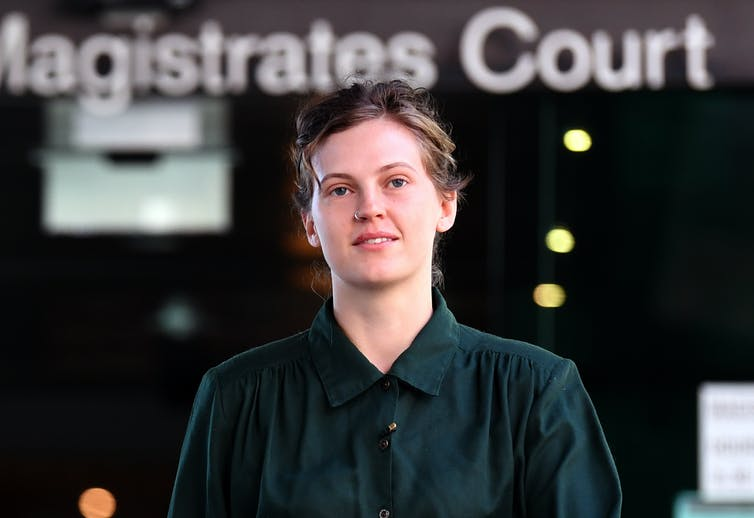 These young Queenslanders are taking on Clive Palmer's coal company and making history for human rights