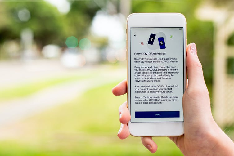 it's hard to say if the COVIDSafe app can overcome its shortcomings