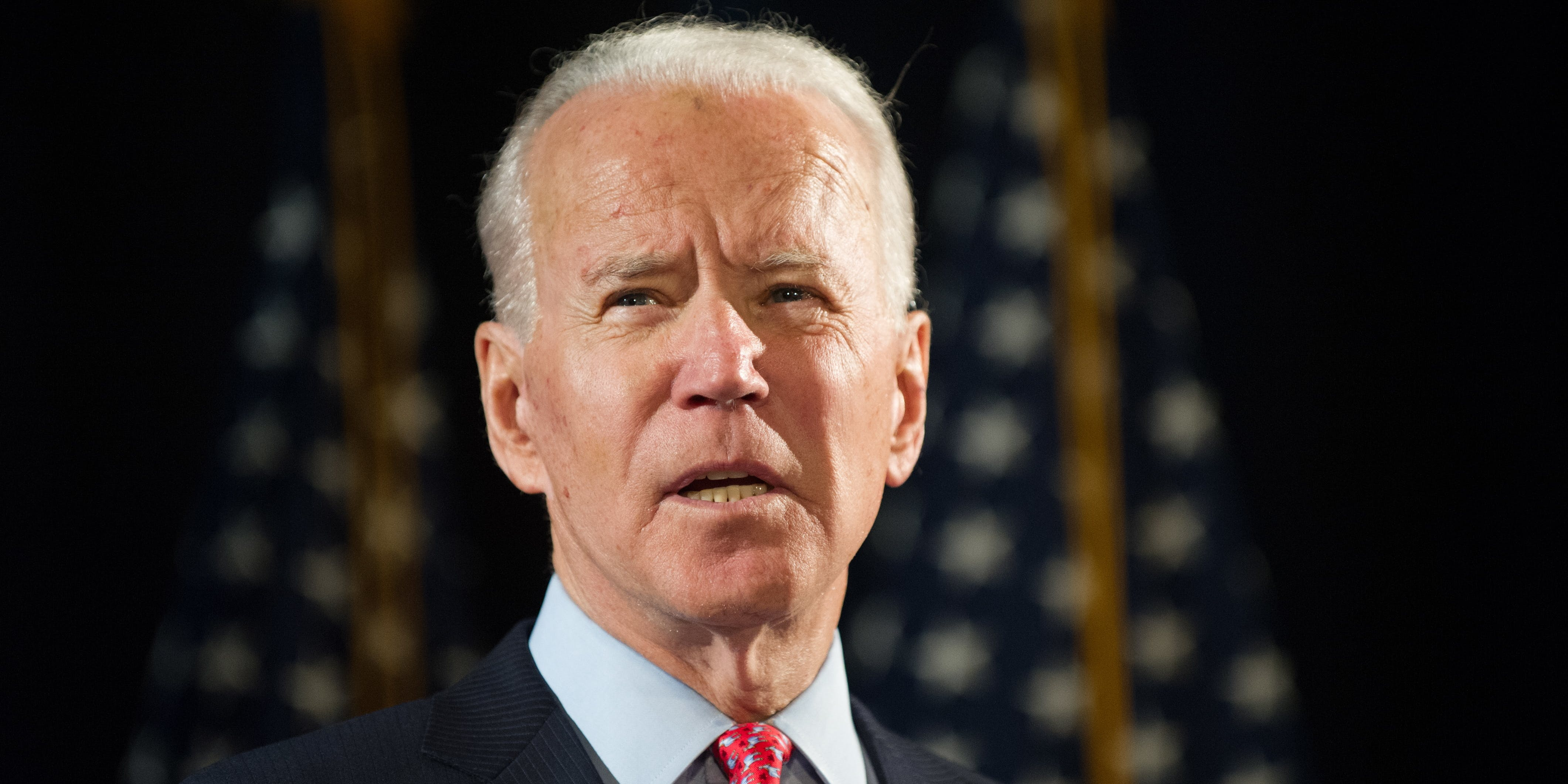 Third time the charm for Joe Biden : now he has an election to win and a country to save